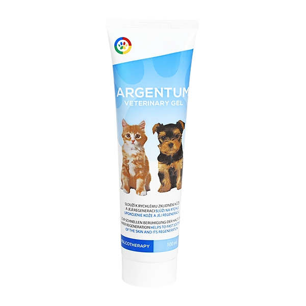 Argentum veterinary gel 100 ml