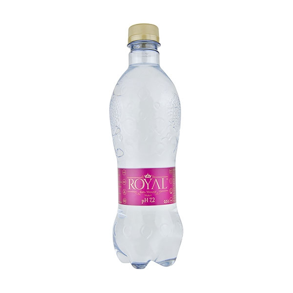 Baby Mineral Water 0,5 l
