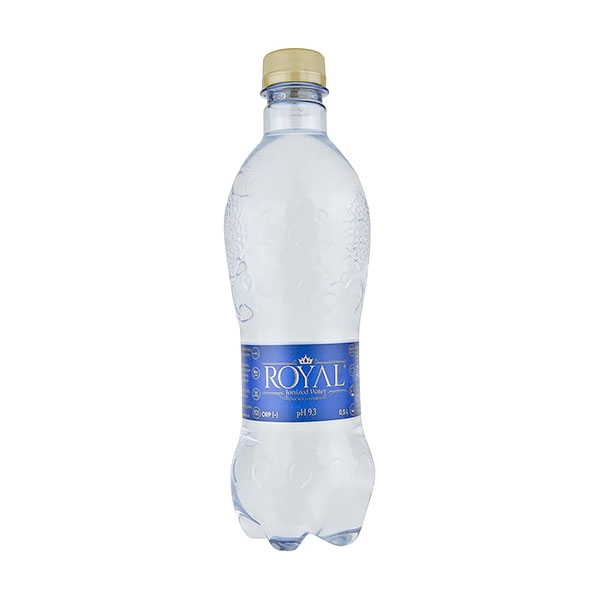 Ionized Water 0,5 l